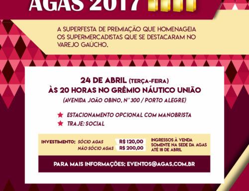 Ranking AGAS 2017 – Saiba mais…