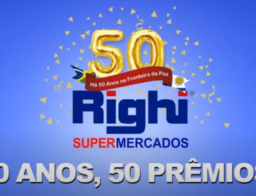 Righi Supermercados sorteia oito carros em evento