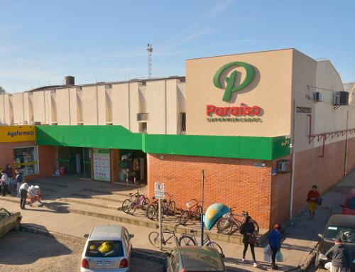 Defesa Civil recebe doação de 1,2 toneladas de alimentos do Supermercado Paraíso